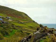 Dingle, Ireland: The number of visitors to Dingle skyrocketed after the scenic harbor town served as the setting for the Academy Award-winning Ryan's Daughter in 1970 starring Robert Mitchum. It was filmed in Slea Head.