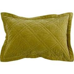Loom Velvet Oxford Pillowcase