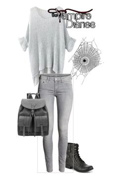 The Vampire Diaries Bonnie Bennet inspired outfit …