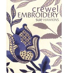 Lets you create embroidery with needlework technique of crewel embroidery. This book lets you explore a diverse range of stitches in an array of colours with designs that include animals, fruit and flowers. It contains projects ranging from cushions and purses to larger projects such as waistcoats, workboxes and firescreens.