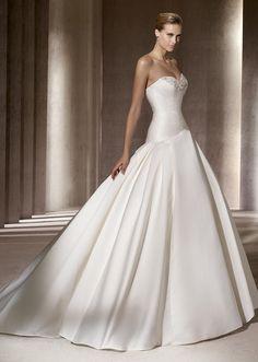 2532a5f10324 Pronovias Ballet Wedding Dress On Sale - Off