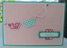 Sarah-Jane Rae cardsandacuppa: Stampin' Up! UK Order Online 24/7: Six Sided Sampler with a New Ink Pad Top Tip!