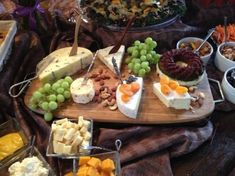 Appetizer Table Display | Appetizers