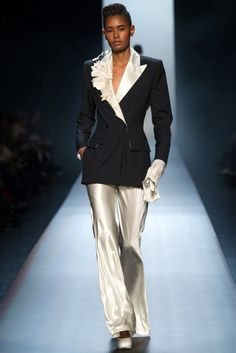 Jean Paul Gaultier Couture Lente 2015 (2) - Shows - Fashion