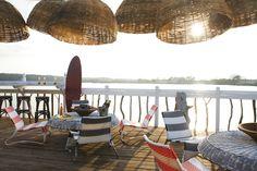 The Surf Lodge Montauk Hotel Deck