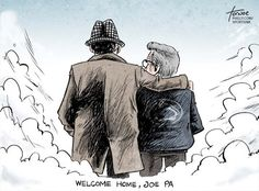 Joe Paterno and Bear Bryant-Two of the greatest! Pennsylvania State University, University Of Alabama, Alabama Football, College Football, Football Coaches, John Cole, Joe Paterno, Go Big Blue, Nittany Lion
