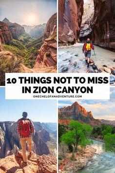 Zion Canyon, Bryce Canyon, Zion Utah, Zion Park, Utah Vacation, Vacation Ideas, Trip To Grand Canyon, Arizona Travel, Arizona Trip