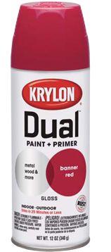 Dual™ Paint + Primer