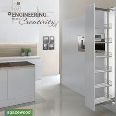 Superior technology paired with International design brings to you kitchen innovations that make the most of your space.  #ModularKitchens  #KitchenDesigns  #KitchenInteriors  #BeautifulKitchens  #CustomisedKitchens #IndianKitchens  #StylishKitchens #IslandKitchens #CurveKitchens #ContemporaryKitchens