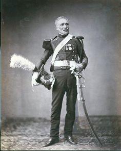 Lost Splendor — Napoleonic War Veterans, c. 1858. (viaHow to be...