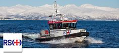 RS128 'Gideon' stationed at RSRK Tromsø