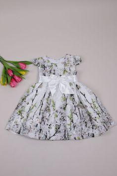 Schöne Kleider für Mädchen Neu Gr.98-128 Blumenmädchen
