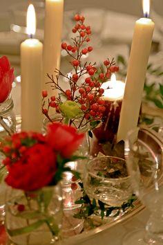 dettagli centrotavola natalizio A Casa di Ro | Interior design and style…