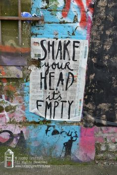Shake your head-happygraffiti.com