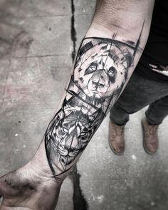 3,018 vind-ik-leuks, 23 reacties - Inez Janiak (@ineepine) op Instagram: '#blacktattoomag #blacktattooart #btattooing #darkartists #inkstinctsubmission #equilattera #tattoo…'