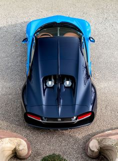 Bugatti Chiron : No limit !