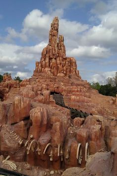 Thunder Mountain Walt Disney World Resort