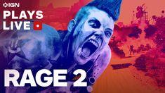 We're Streaming Rage 2 Tomorrow - News Vire