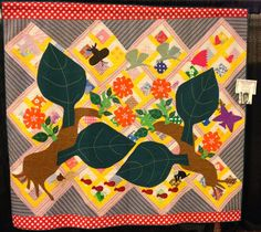 nifty quilts: Chattanooga Choo Choo!