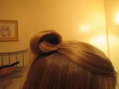 Birdie's Perch: Mid-19th-Century Hair Tutorial
