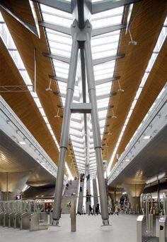 York University Subway Station courtesy of ARUP - Google Search