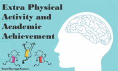 extra physical activity and academic achievement -www.yourtherapysource.com