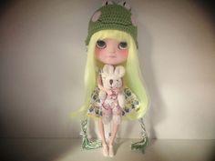 Laila custom icy doll