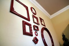 Empty Frame Gallery - for MI bedroom