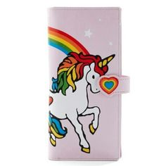 Bills and Unicorns wallet