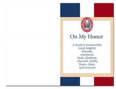 eagle scout court of honor | Eagle Scout Ceremony Program Template ...