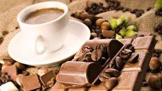 Кофейно шоколадный торт