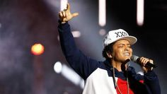 Bruno Mars will perform at Werchter on June 16th