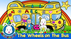 """The Wheels on the Bus 