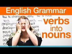 """HUGE FAN!  Ronnie is a phenomenal ESL teacher (This lesson: """"How to change a verb into a noun!"""" is just one example.) I've improved my lessons tremendously by watching her youtube channel."""