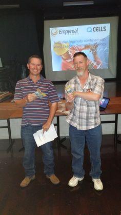 Quirindi Seminar Winners - congrats!