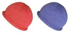 Tricoter des bonnets… la recette ! – 3 petites mailles Knitting Patterns, Crochet Patterns, Kids Hats, Baby Hats, Needlework, Knitted Hats, Knit Crochet, Diy And Crafts, Artisan