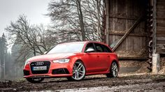 Audi RS6 Avant Test Drive