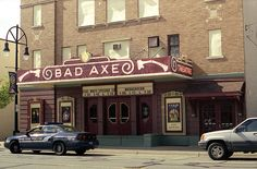 Bad Axe, Michigan theatre