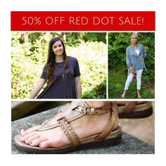 🔴 Our AMAZING Red Dot Summer Sale is still going STRONG!! Don't forget it's 50% OFF Clothing, Shoes, Scarves, and Hats!!! Clearance items are Priced As Marked(UP TO 60% OFF)!!🔴 #justforyouthestockroom #boutique #shoplocal #knoxville #knoxrocks #love #sale #reddotsale #865life #ilovelocalknoxville #ootd #wiwt