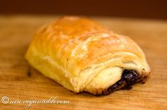 Pain Au Chocolat {Vegan, Gluten Free -- use Bobs Redmill GF flour blend}