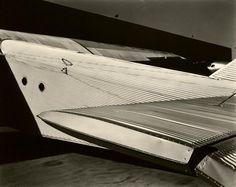 Brett Weston, Ford Tri Motor Plane, 1944