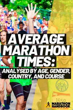 Looking for average marathon times?  This article breaks down average marathon finishing time for different age groups, genders, nationalities, and marathon courses!