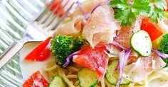 冷たい豆乳味噌スープで食す*冷製パスタ by putimiko [クックパッド] 簡単おいしいみんなのレシピが244万品