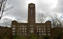 The William Booth Memorial Training College, Denmark Hill, London: The College for Officer Training of The Salvation Army in the UK