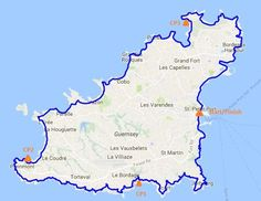 A 36 mile ultra marathon around Guernsey.  Ideal first ultra or a training ultra for a longer event.