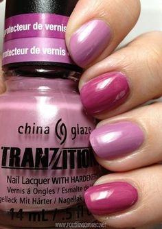 China Glaze Split Perso-nail-ity