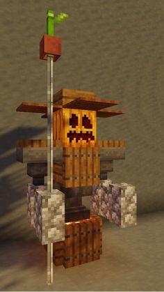 Minecraft Farmen, Construction Minecraft, Minecraft Welten, Minecraft Statues, Minecraft Banners, Minecraft Medieval, Cute Minecraft Houses, Minecraft House Designs, Minecraft Decorations