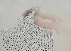 "Saatchi Art Artist Endre Penovác; Painting, ""Dotted IV."" #art"