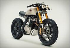 Honda KT600 Motorcycle by Classified Moto