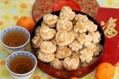 My Kitchen Snippets: Almond Cookies